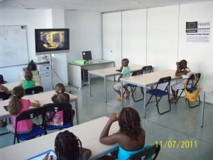 Reforç escolar estiu 2011